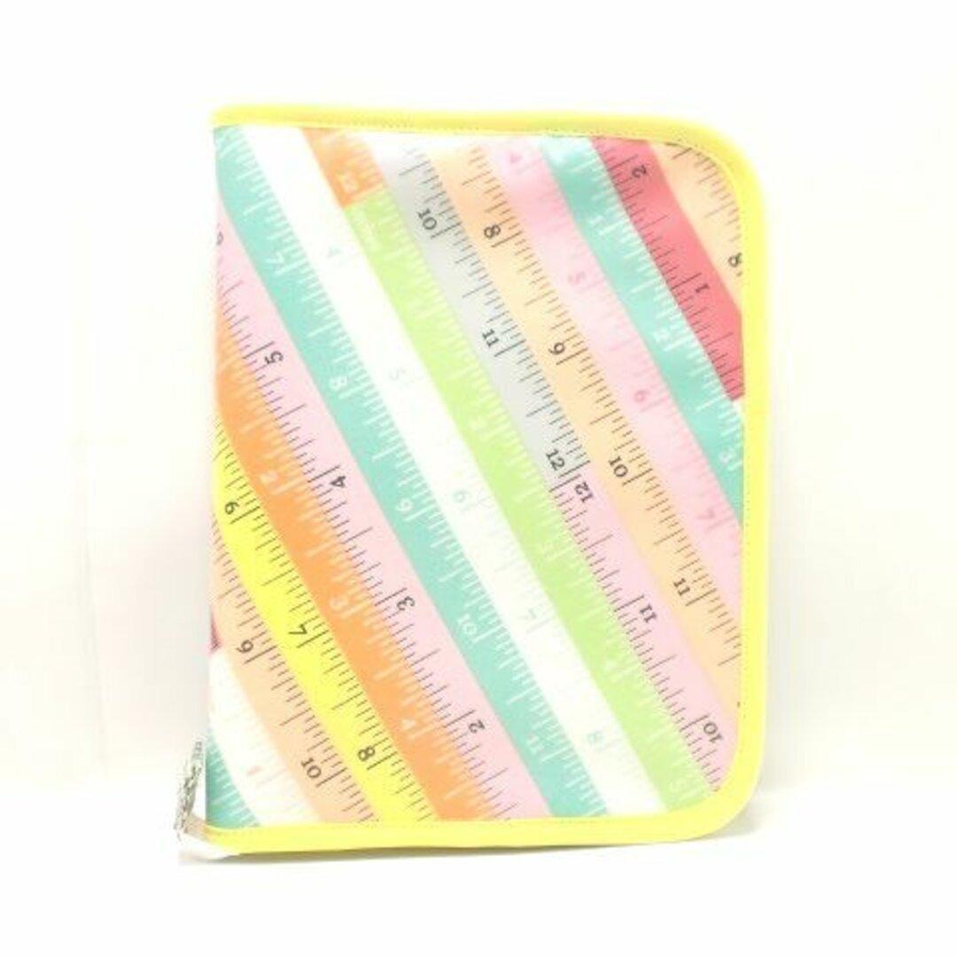 B6サイズの手帳・ブックカバー(ワイド)「ステーショナリー(カラフル)」