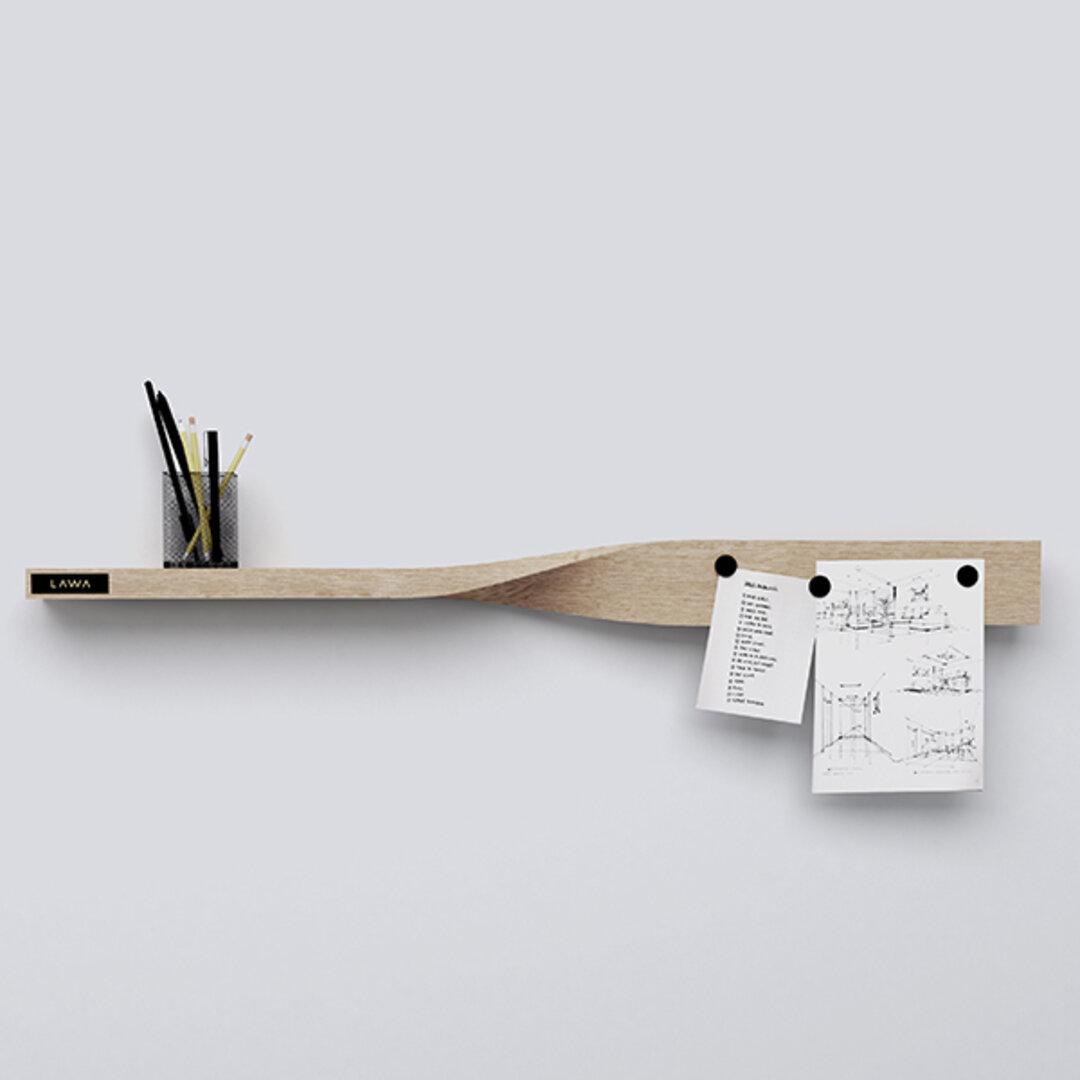 ≪送料無料≫ 北欧デンマーク産 Twist Shelf(出産祝い・引っ越しなど、新たな門出へのギフトとしても◎)
