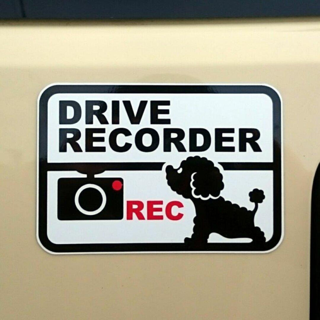 ドライブレコーダー マグネット(犬種をお選び下さい)