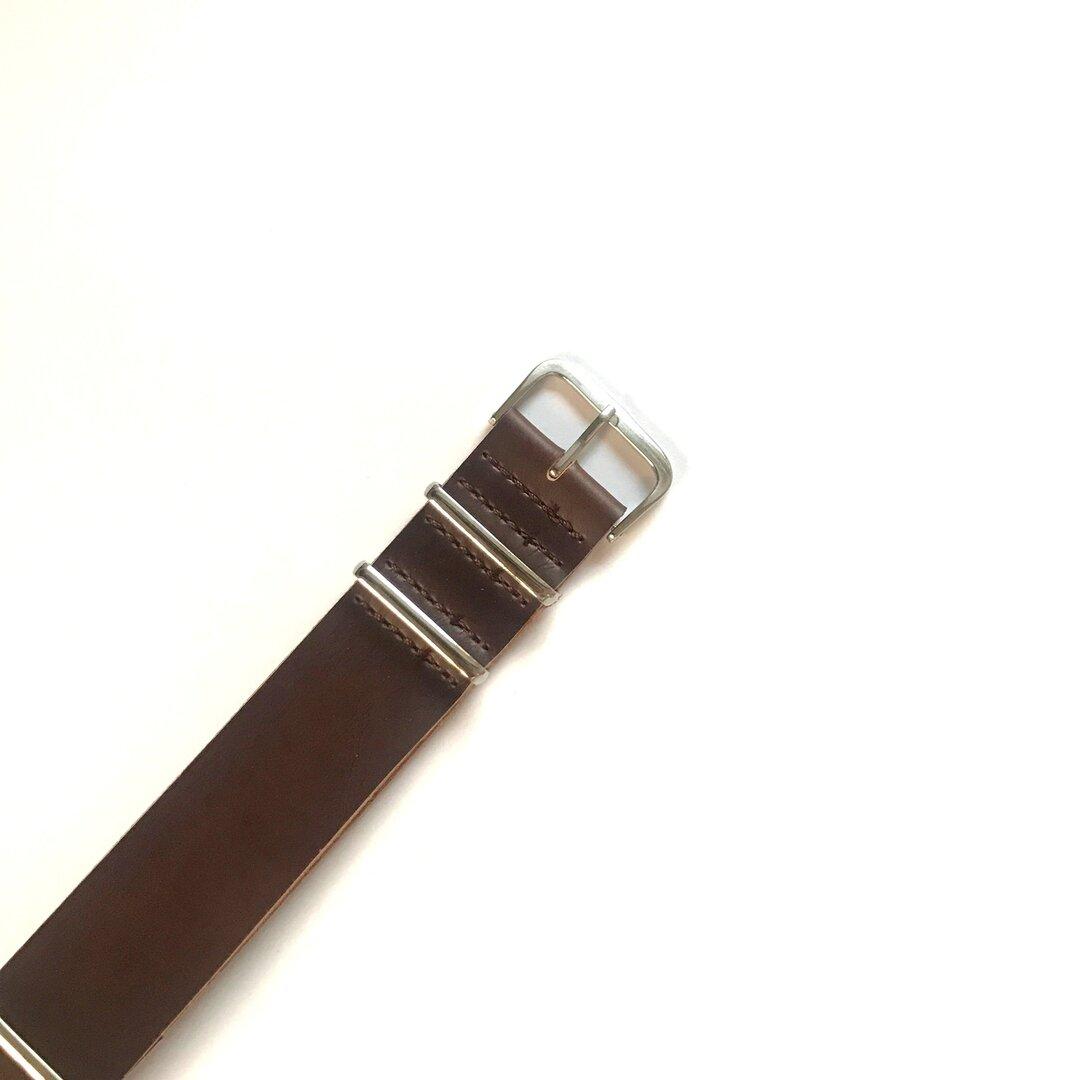 シンプル 腕時計  レザーベルト ハンドメイド素材 材料 パーツ 幅2cm