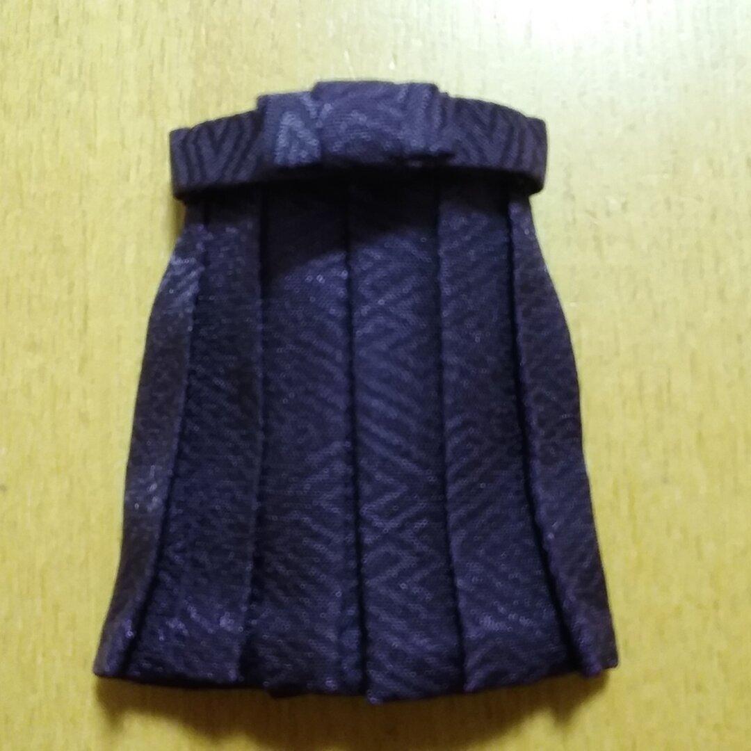 オビツ11 男の子  袴 単品 江戸紫