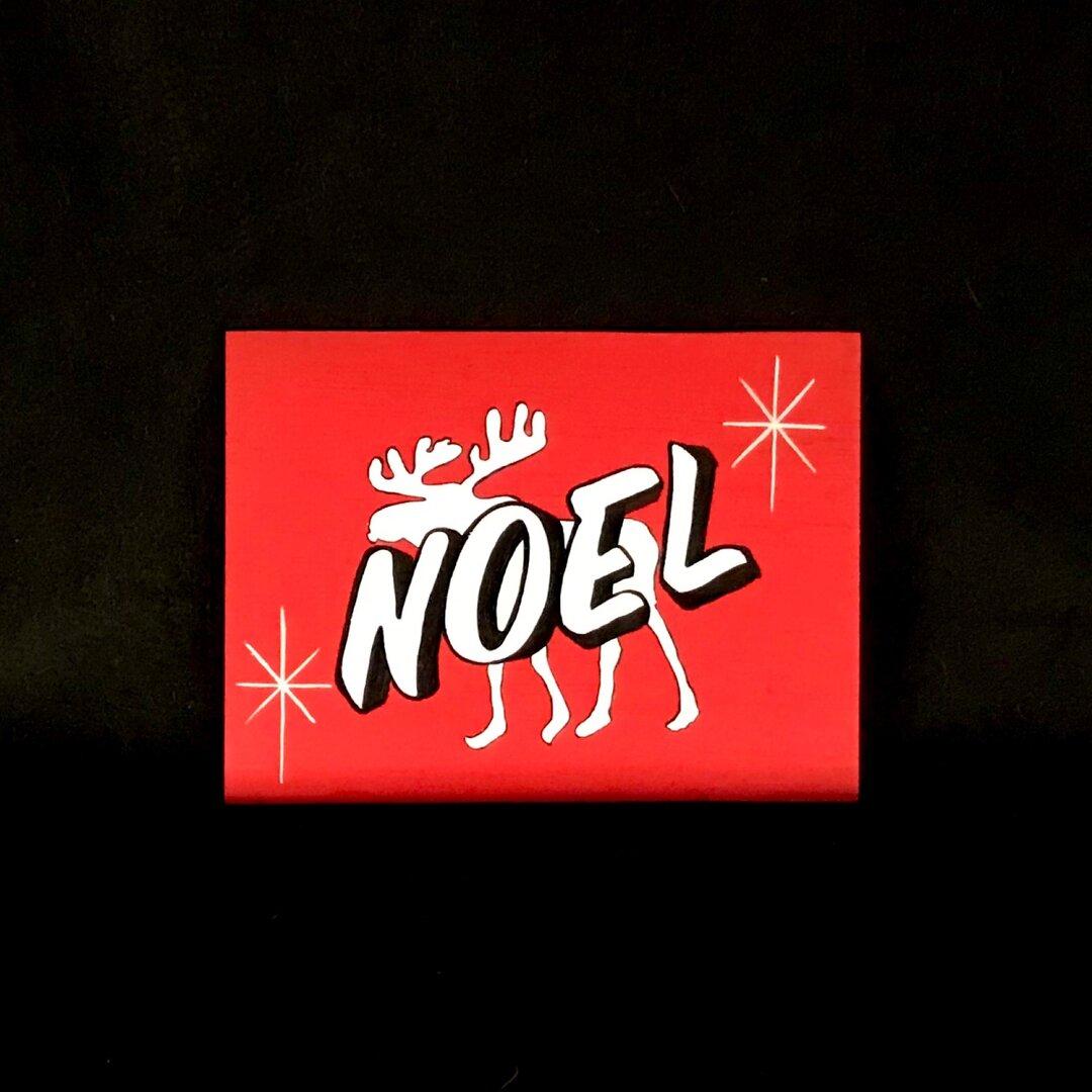 ノエル  プレート  クリスマス