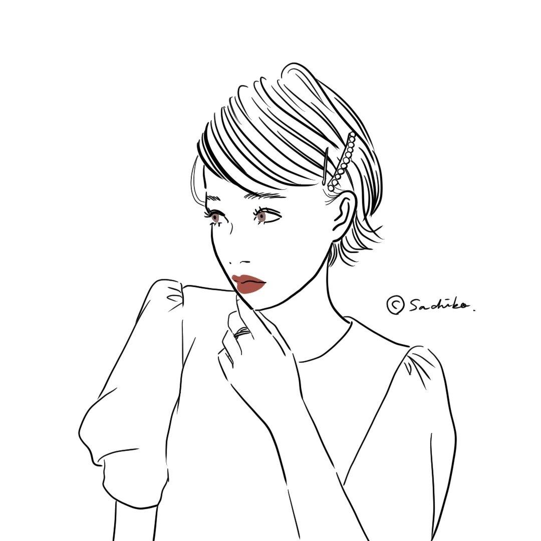 似顔絵 アイコン イラスト