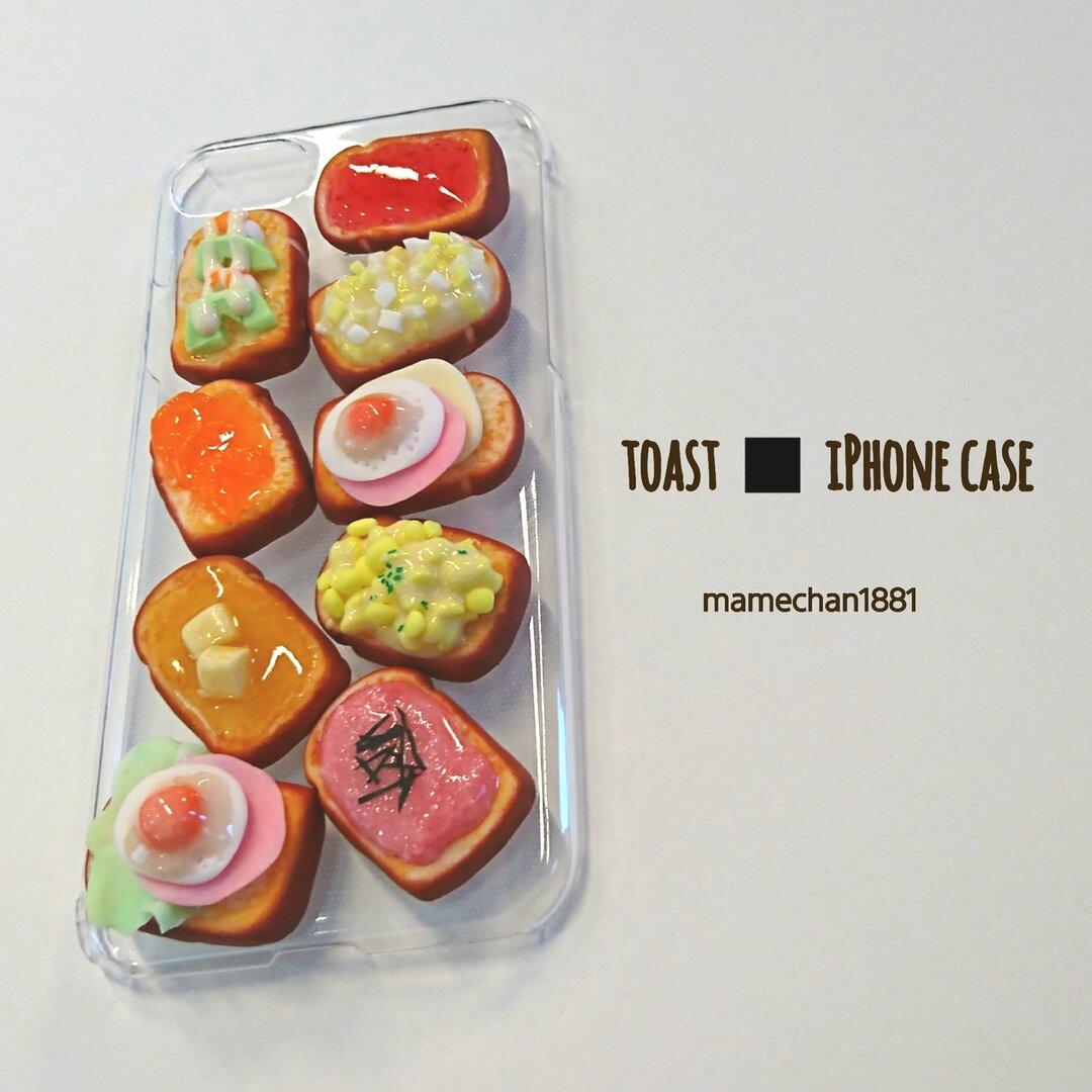 ●toast●iPhone case●
