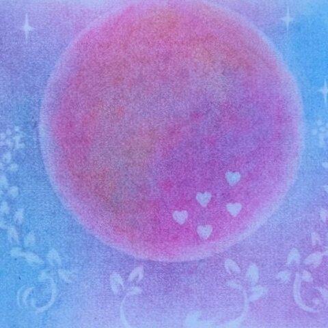 ピンクの惑星~原画~