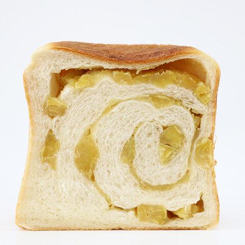 おいも食パン 1斤 【季節限定】
