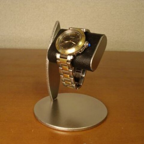誕生日プレゼントに だ円パイプ1本掛けブラック ak-design 受注製作 N11821