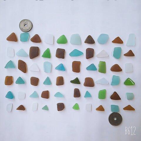 送料無料☆ビーチグラス*シーグラス39三角/四角
