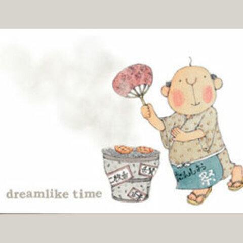 ポストカード Dreamlike Time (spc-041)