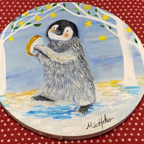 ペンギン君のタンバリン