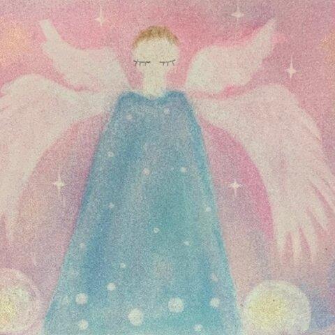 お母さん天使~原画~