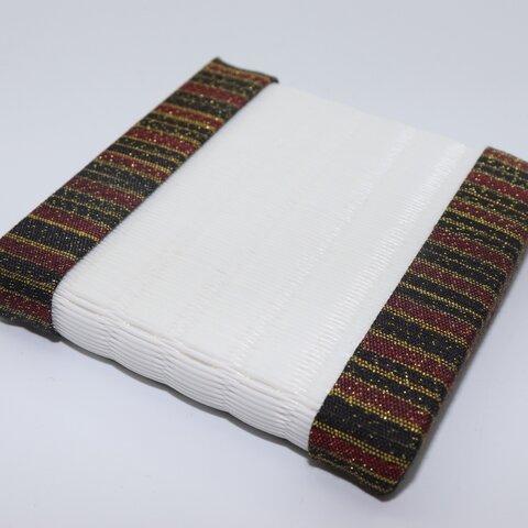 デザイン畳 ミニ畳 ニ等 約10×10cm 和風 インテリア 白ござ
