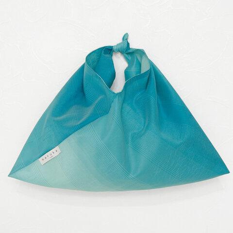 あずま袋 *haruka エコバッグ グラデーション ハンドバッグ