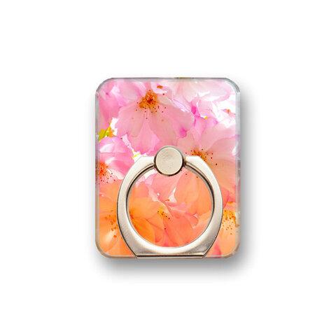 桜51  スマホリング