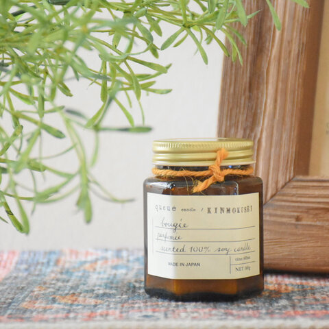 soy candle キンモクセイ 季節数量限定