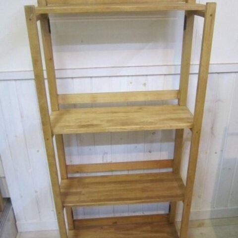 道具無し1分で簡単折りたたみ飾り棚シリーズの大サイズ