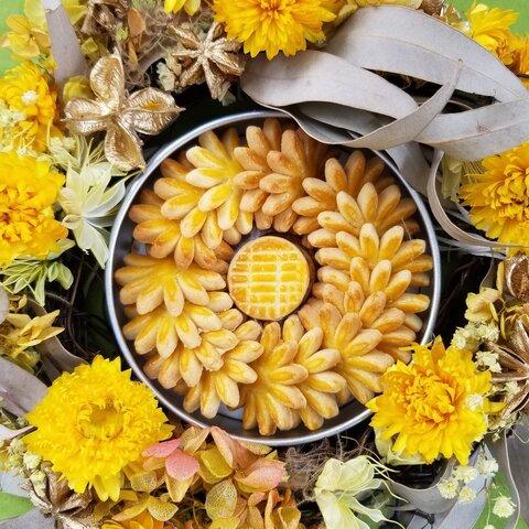 お花のクッキー缶(※個数制限2缶まで)