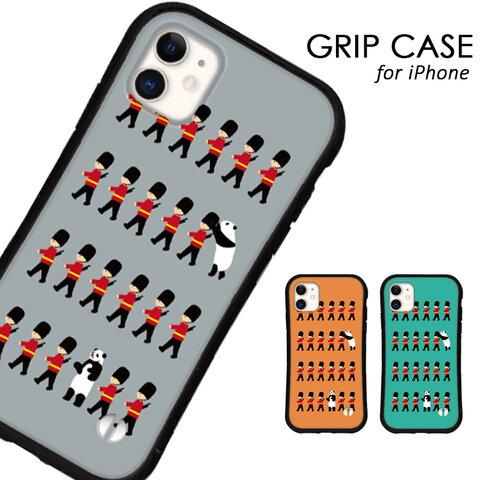 送料無料 iPhoneケース iPhone13 12 pro mini iPhone11 xr xs se 第二世代 iface型 カバー スマホケース グリップケース アイフォン パンダ