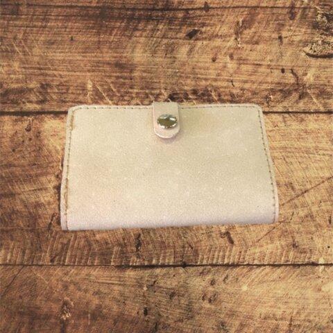 床革カードケース