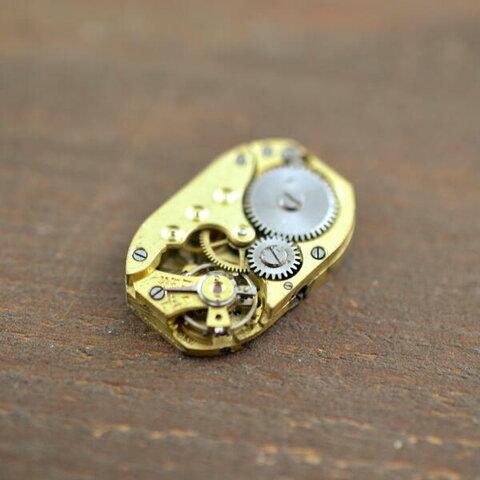 時計 ムーブメント 真鍮カラー (B3)