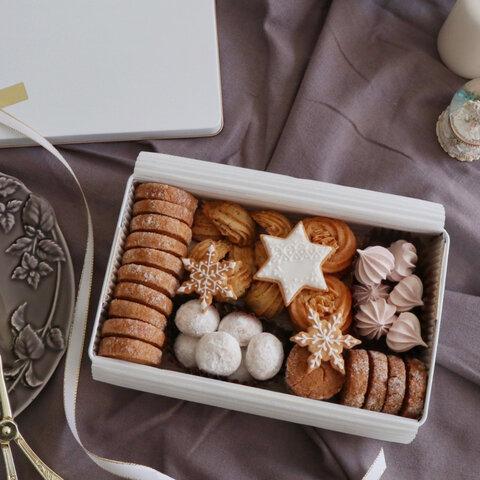 クッキー缶Ⅱ◆アイシングクッキー付き