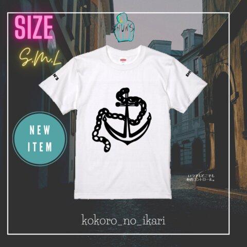 kokoro_no_ikari Tシャツ
