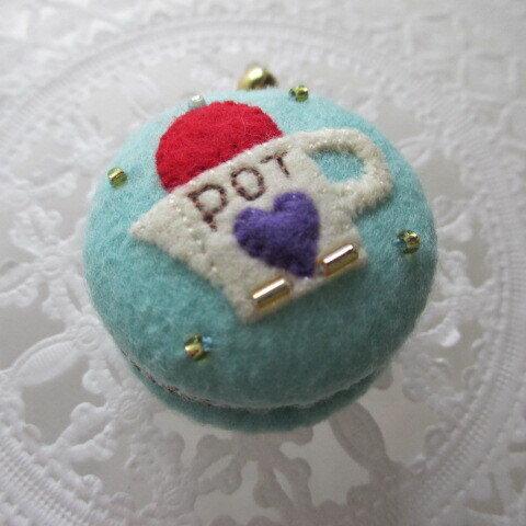 Case de macaron *ポット&ケーキ* ♡35F10071