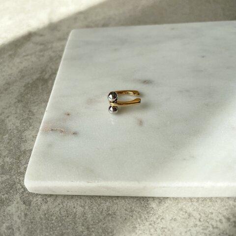 ■10/10 0:00発売予定■jewelry line -MONO- Ear cuff-3-Gold