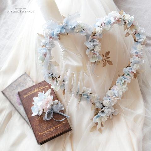 Sweet heart bouquet* 砂糖菓子のハートブーケ