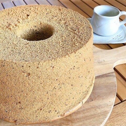 20cm型米粉シフォンホール(紅茶)