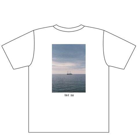 Côte d'Azur Tシャツ