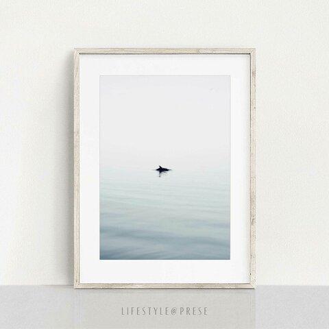 エーゲ海のイルカ、ミニマル