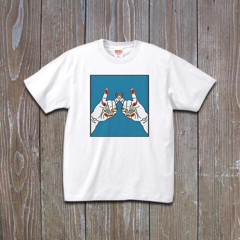 FINGER FOX  Tシャツ