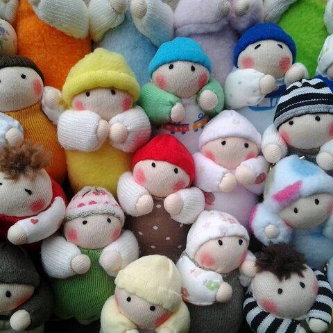 1ダースのの赤ちゃん人形