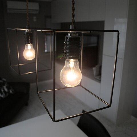 ペンダントライト ランプ 照明 Demir(タイプC) シンプル LED対応