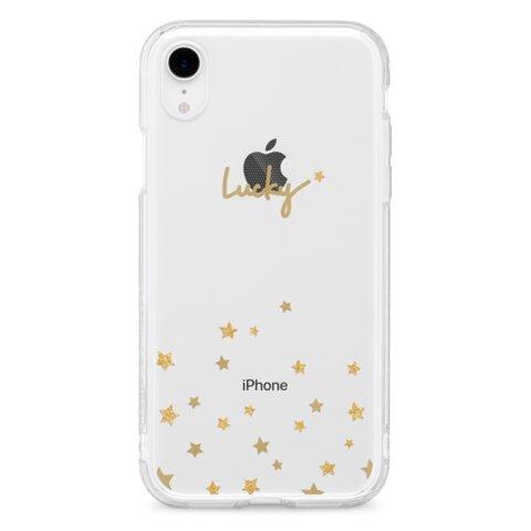 Lucky Stars 12 SE 11 XS XR 8 7 Plus 6 5 iPhone ケース