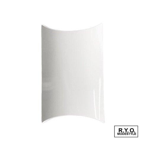 ピローケース 紙箱 Lサイズ ホワイト 10枚セット