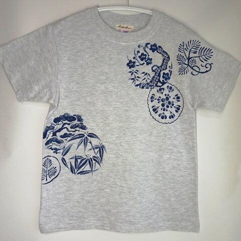 新作・花紋の松竹梅