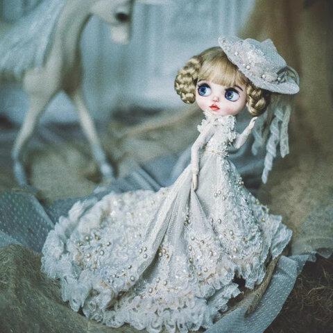 ブライスアウトフィット プリンセス 洋服かわいい ネオブライス 洋服セット
