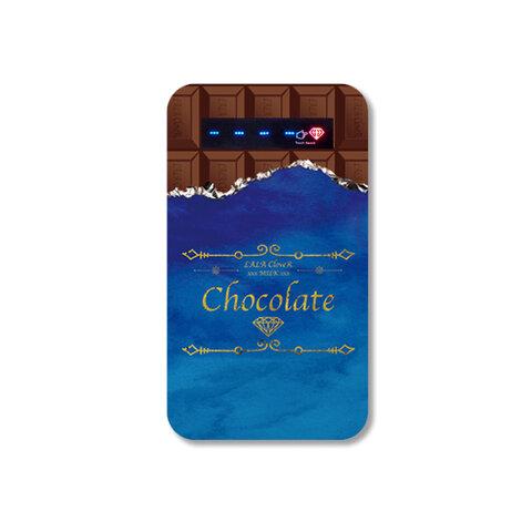 チョコレート モバイルバッテリー / 充電器