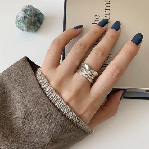《S925》 ring【R-02】