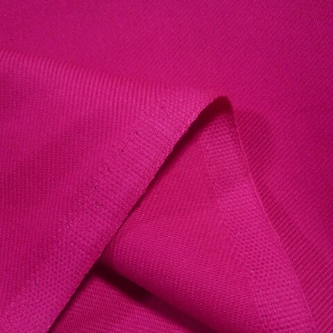 濃いピンク☆コットンカツラギ