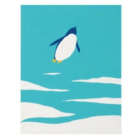 ペンギン A4ポスター