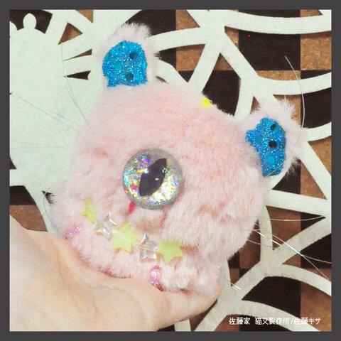 メンダコ猫又/ピンク