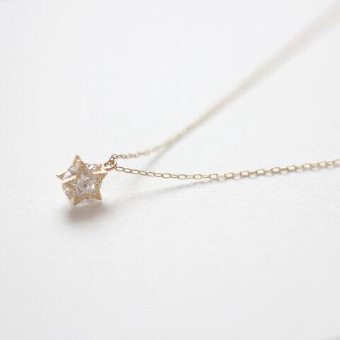 一番星のネックレス