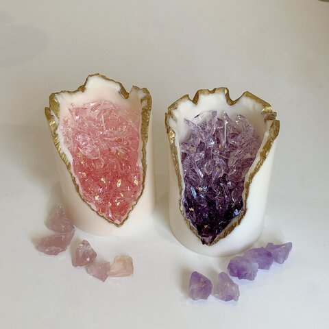 jewelry candle ~ 宝石キャンドル
