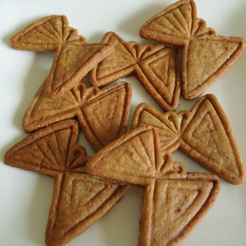 ヴィーガン 黒糖クッキー(5枚入り)