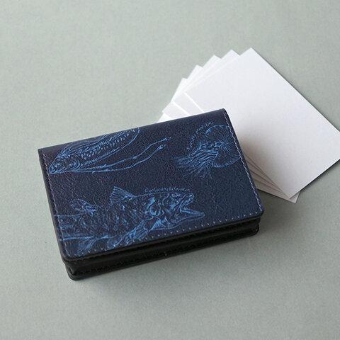 深海生物のカードケース