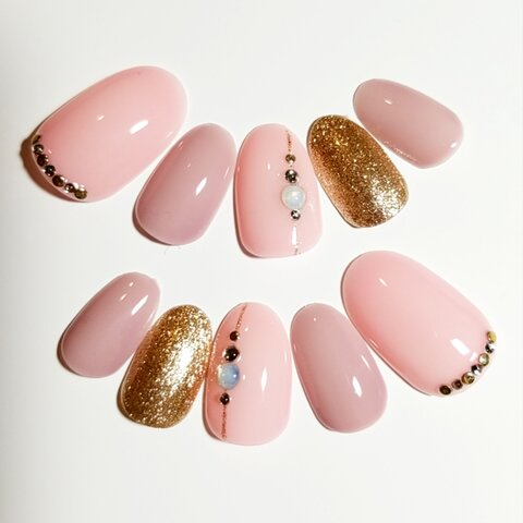 Sheer Color Nail Pink×Orchid