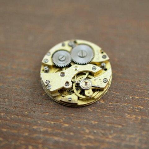 時計 ムーブメント 真鍮カラー (B2)